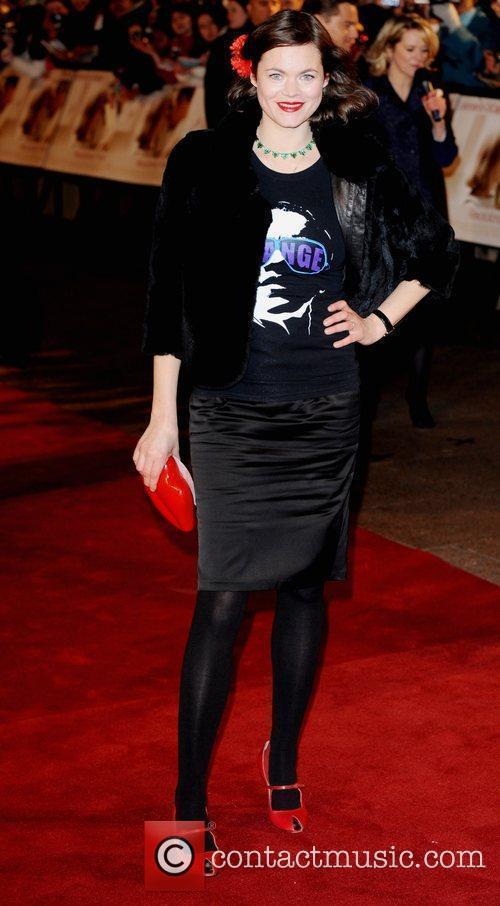 Jasmine Guinness  Revolutionary Road UK film premiere...