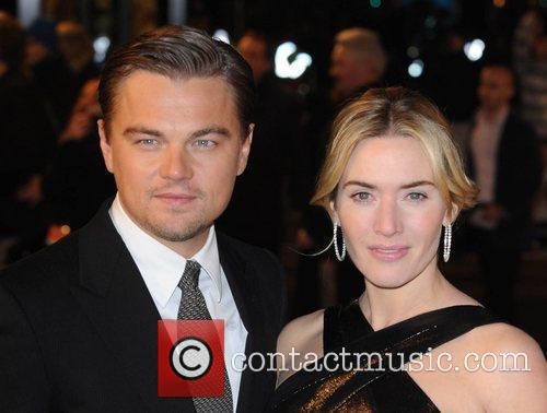 Leonardo Dicaprio and Kate Winslet 11