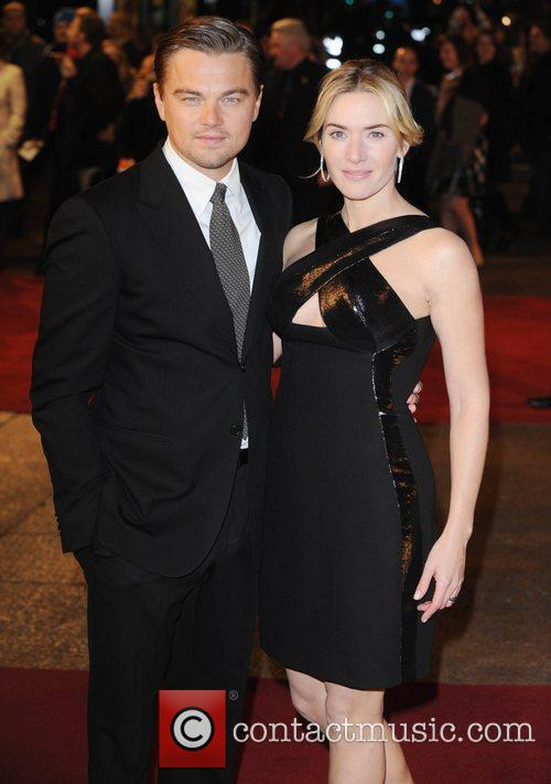 Leonardo DiCaprio and Kate Winslet 1