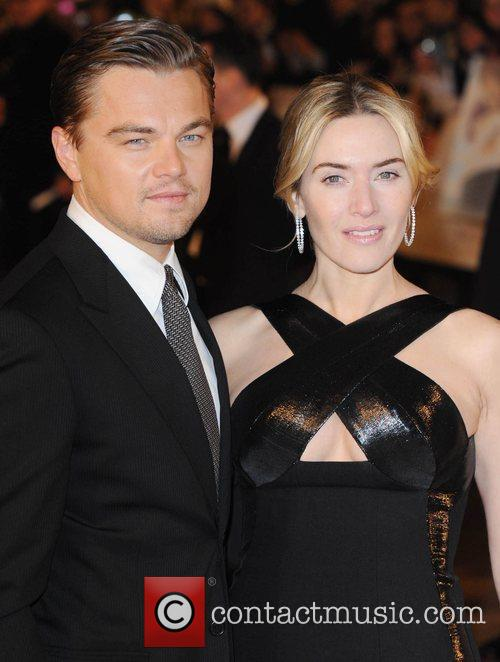Leonardo DiCaprio and Kate Winslet 3
