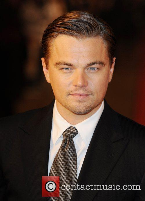 Leonardo DiCaprio, Odeon Leicester Square, Evolution
