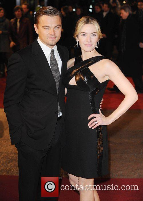 Leonardo DiCaprio and Kate Winslet 4