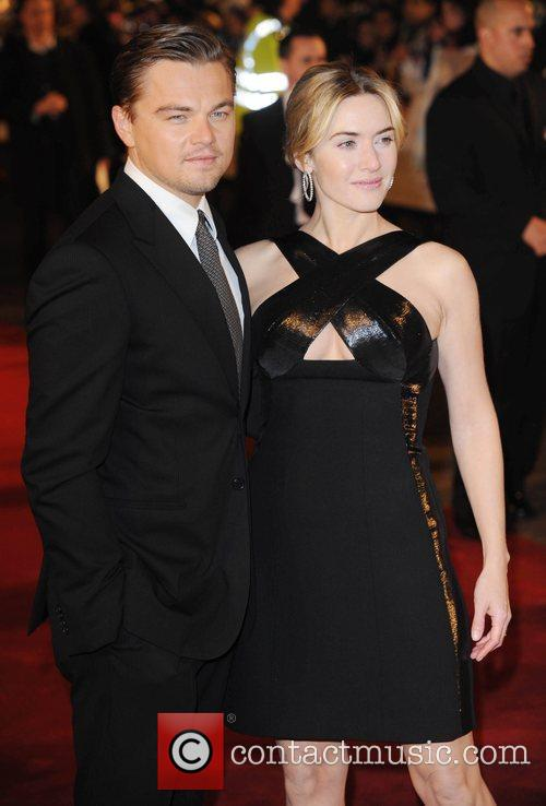 Leonardo DiCaprio and Kate Winslet 5