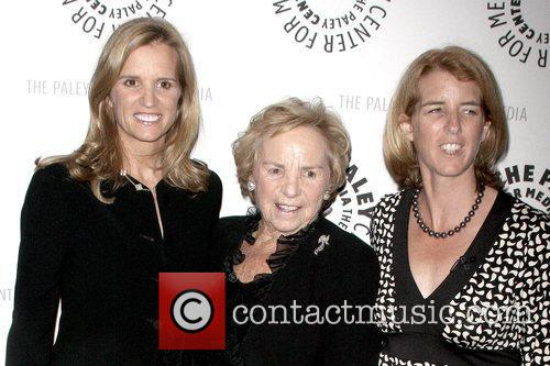 Kerry Kennedy, Ethel Kennedy and Rory Kennedy 6