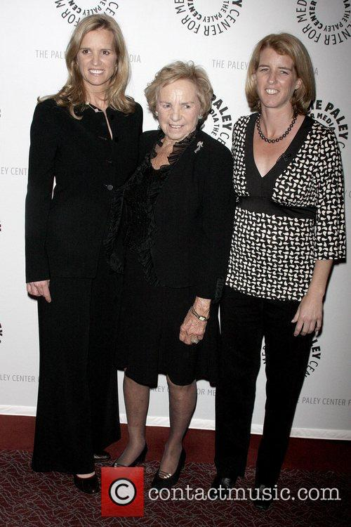 Kerry Kennedy, Ethel Kennedy and Rory Kennedy 8