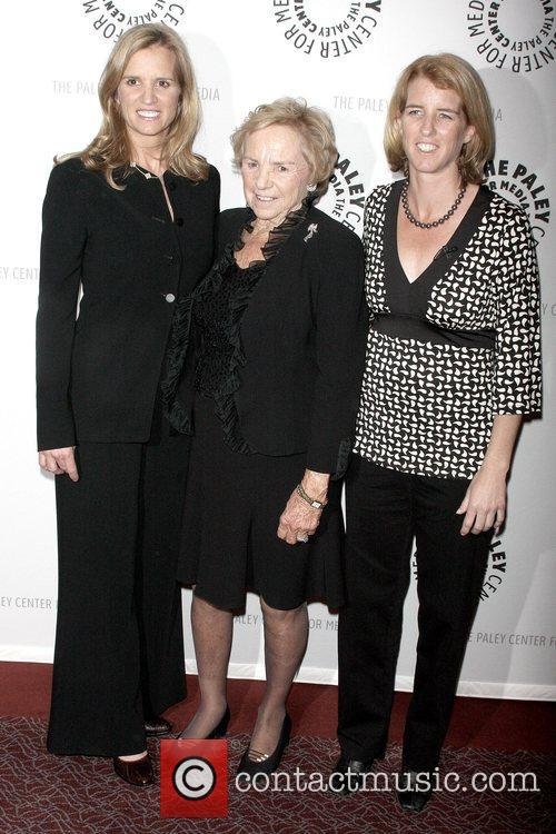 Kerry Kennedy, Ethel Kennedy and Rory Kennedy 7