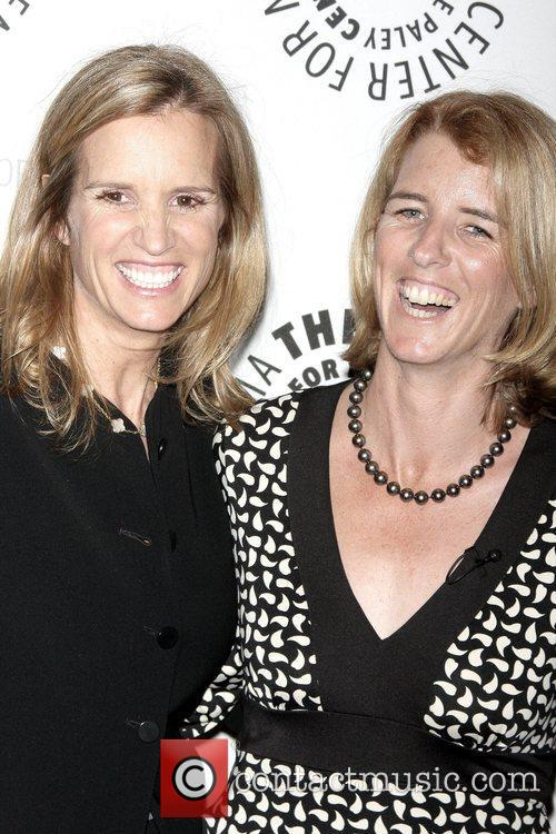 Kerry Kennedy and Rory Kennedy