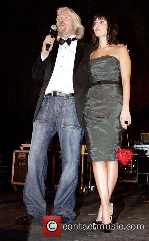 Richard Branson and Natalie Imbruglia 5