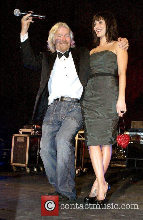 Richard Branson and Natalie Imbruglia 4