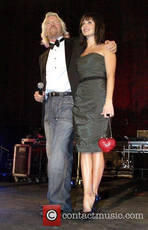 Richard Branson and Natalie Imbruglia 9