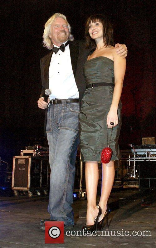 Richard Branson and Natalie Imbruglia 11