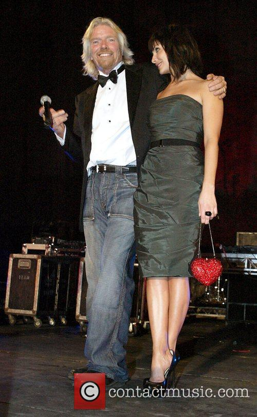 Richard Branson and Natalie Imbruglia 7
