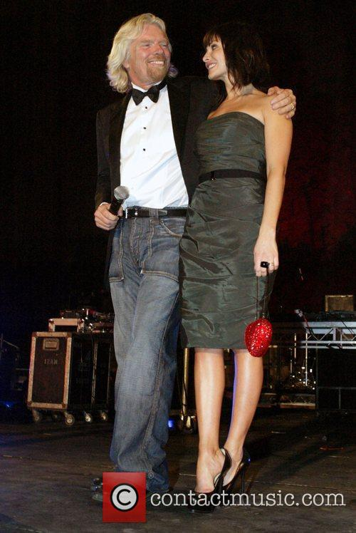 Richard Branson and Natalie Imbruglia 8
