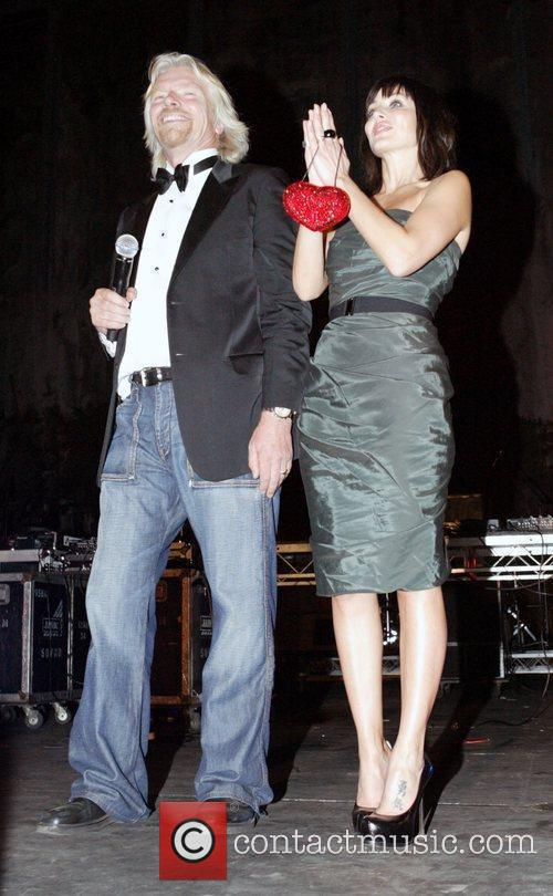 Richard Branson and Natalie Imbruglia 10