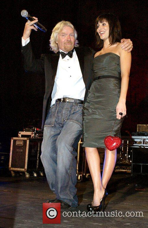 Richard Branson and Natalie Imbruglia 6