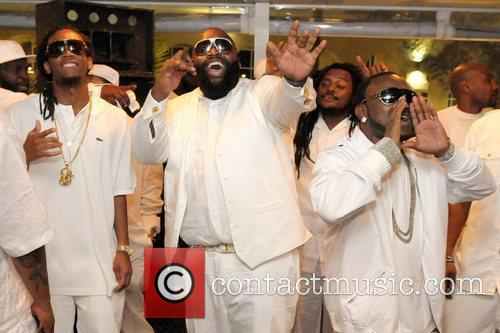 Quise Kidd, Rick Ross, Sho Zo and Guests...