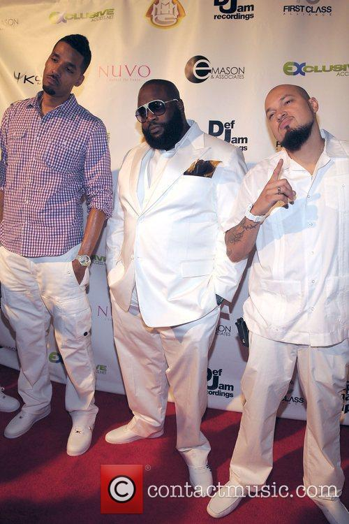 Dr Dre, Rick Ross and Cool 1