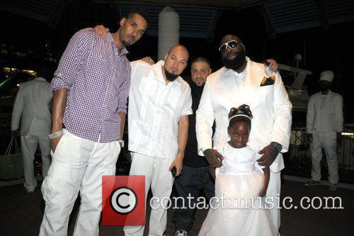 Dr Dre, Cool, Dj Khaled, Rick Ross and His Daughter 2