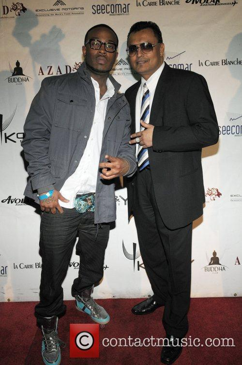 Pleasure P and Clive Seecomar  Maybach Music...