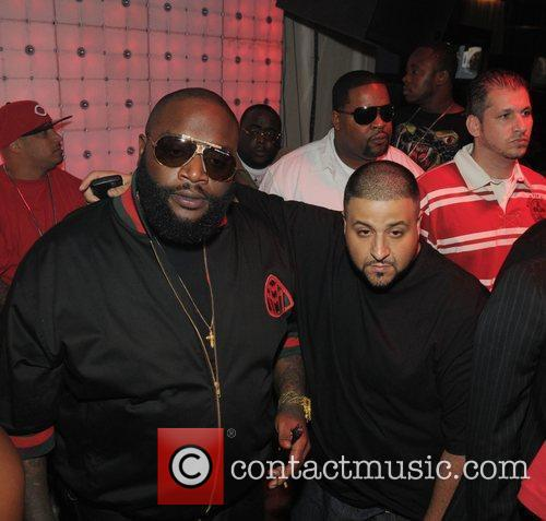 Rick Ross, DJ Khaled, Gil Green and friends...