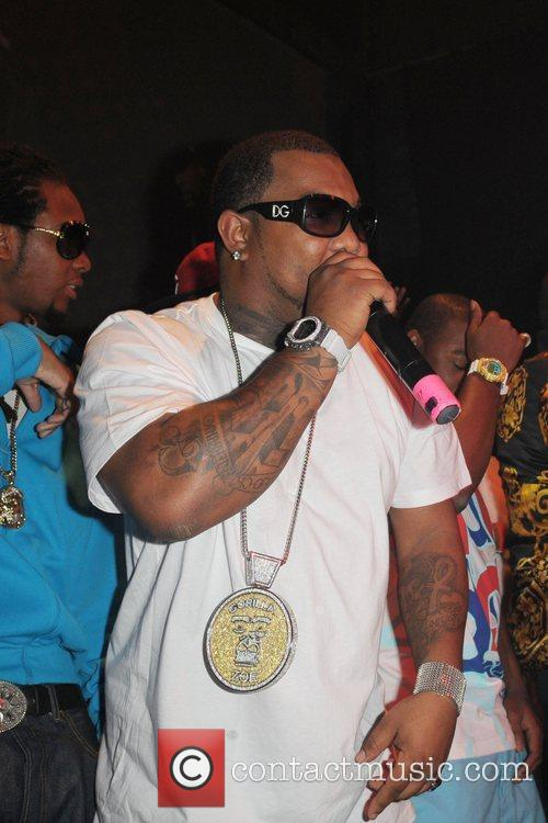 Album release party for Rick Ross' 'Deeper Than...