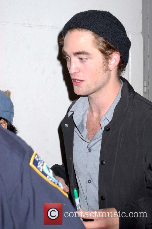 Robert Pattinson and Mtv 3