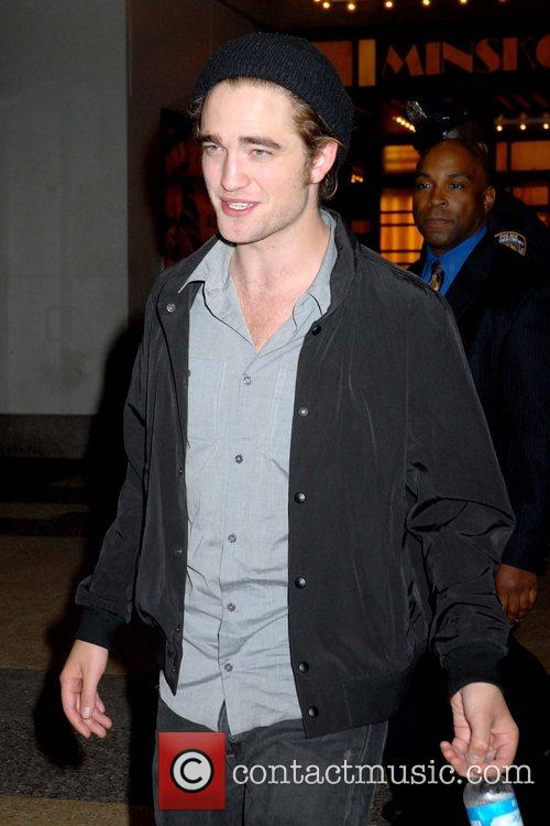 Robert Pattinson and Mtv 6