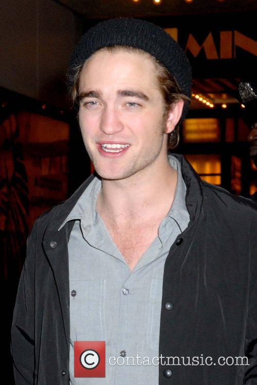 Robert Pattinson and Mtv 7