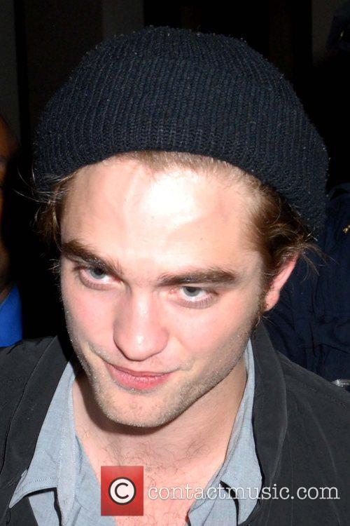 Robert Pattinson and Mtv 5