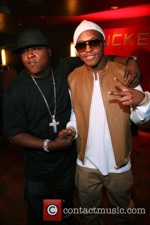 Jadakiss and Lupe Fiasco 1