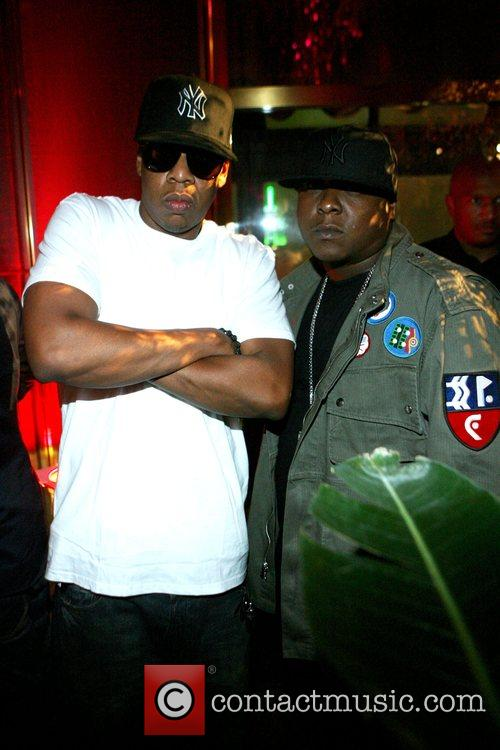 Jay Z and Jadakiss 2