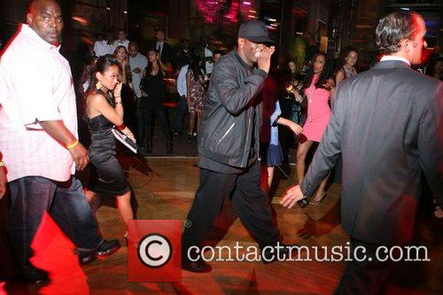 Sean 'P.Diddy' Combs Robin Thicke's 'Something Else' album...