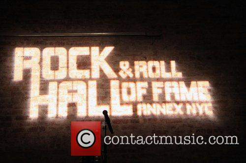 Grand opening of the Rock and Roll Hall...