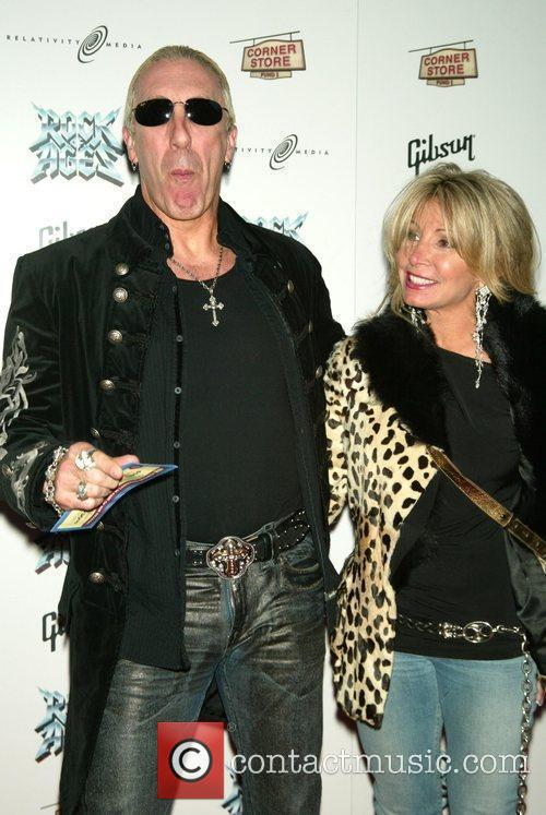 Dee Snider 'Rock of Ages' Broadway Opening Night...