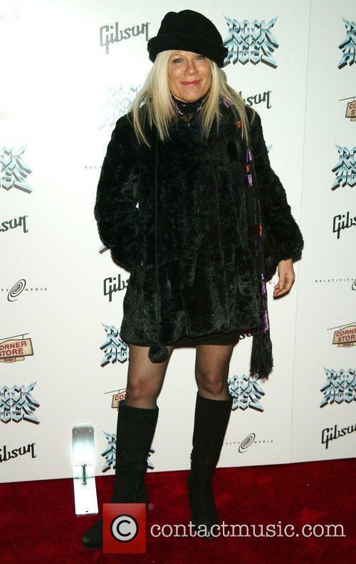 Ilene Kristen 'Rock of Ages' Broadway Opening Night...