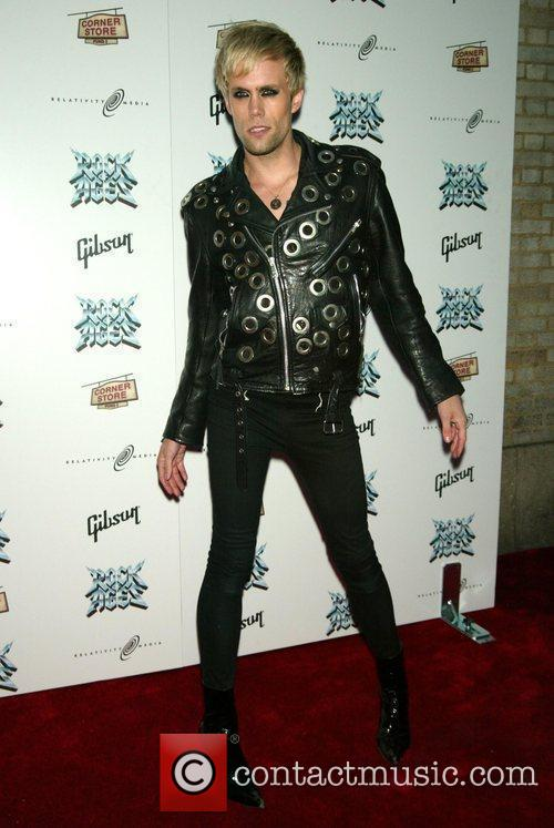 Justin Tranter 'Rock of Ages' Broadway Opening Night...