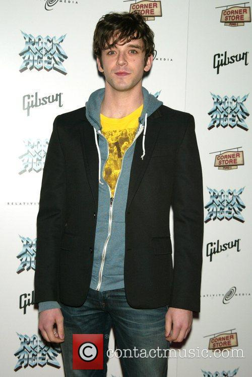 Michael Urie 'Rock of Ages' Broadway Opening Night...
