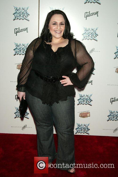Nikki Blonsky 'Rock of Ages' Broadway Opening Night...