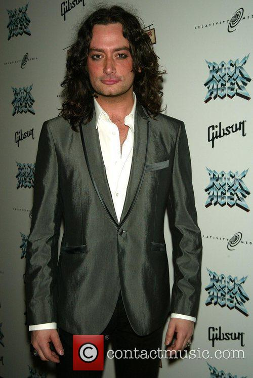 Constantine Maroulis 'Rock of Ages' Broadway Opening Night...