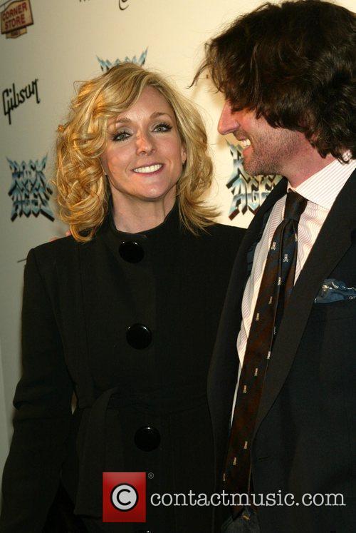 Jane Krakowki and her boyfriend Marc Singer 'Rock...