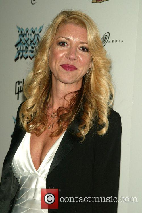 Kelly Devine 'Rock of Ages' Broadway Opening Night...