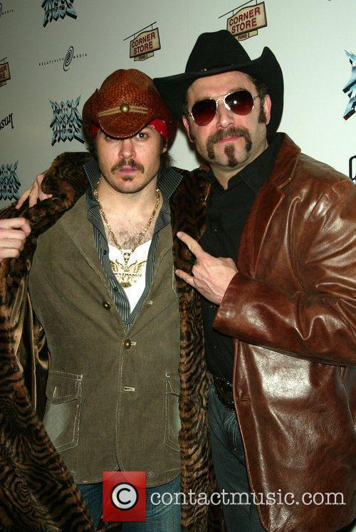Mitchell Jarvis and Adam Dannheisser 'Rock of Ages'...