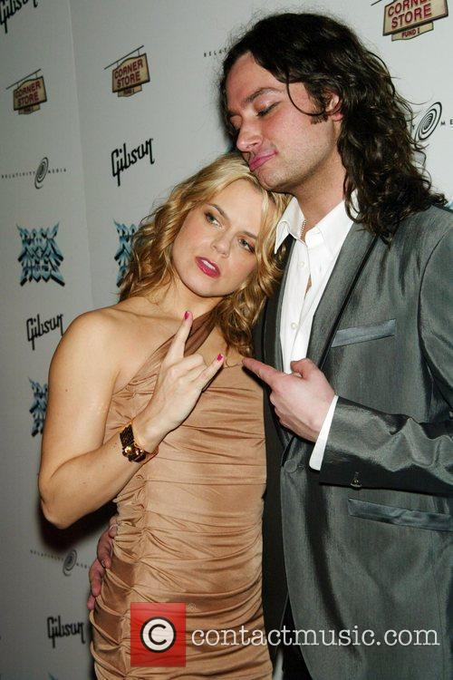 Amy Spanger and Constantine Maroulis 'Rock of Ages'...