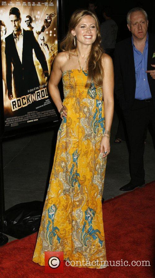 Vail Bloom 'RockNRolla' Premiere held at Pacific Cinerama...
