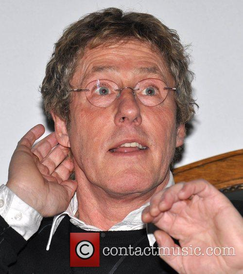 Roger Daltrey  receives the James Joyce Award...