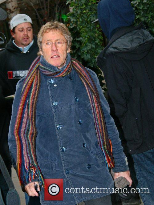 Roger Daltrey out and about in Manhattan New...