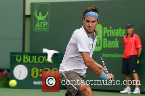 Day 9 of the Sony Ericsson Open at...