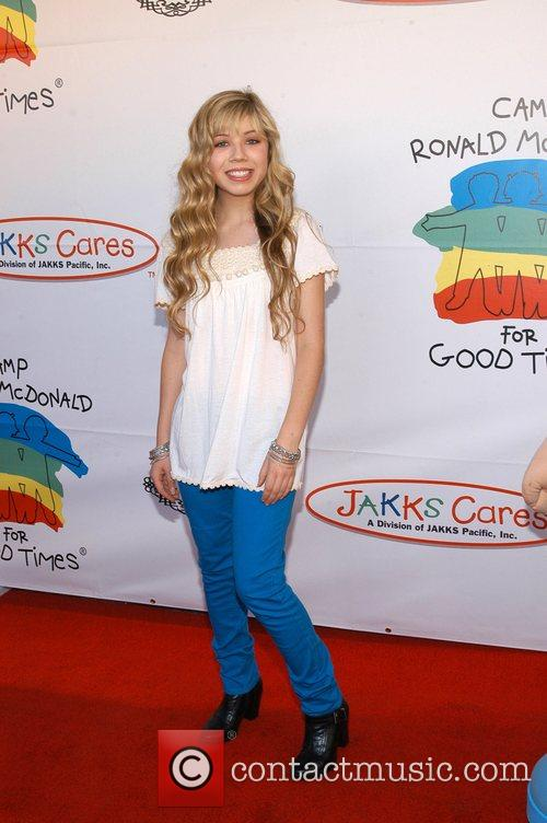 Jennette McCurdy Camp Ronald McDonald 16th Annual Family...