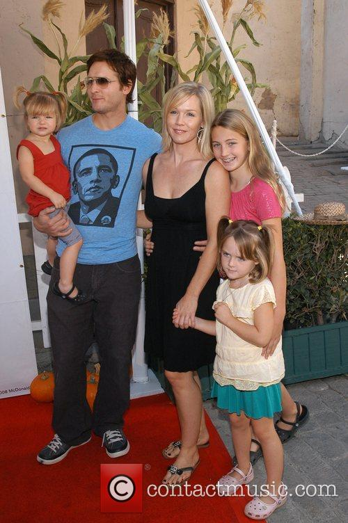Peter Facinelli and Jennie Garth 1
