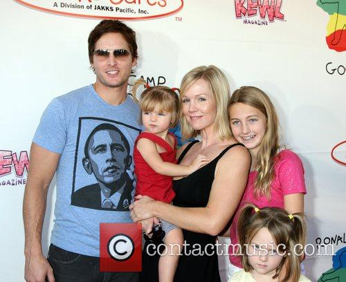 Peter Facinelli and Jennie Garth 7